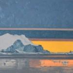 Detail of Berit's Iceberg