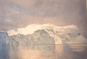 Detail of Disko Bay