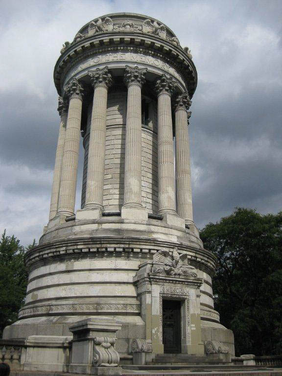 Soldiers and Sailors Memorial Monument